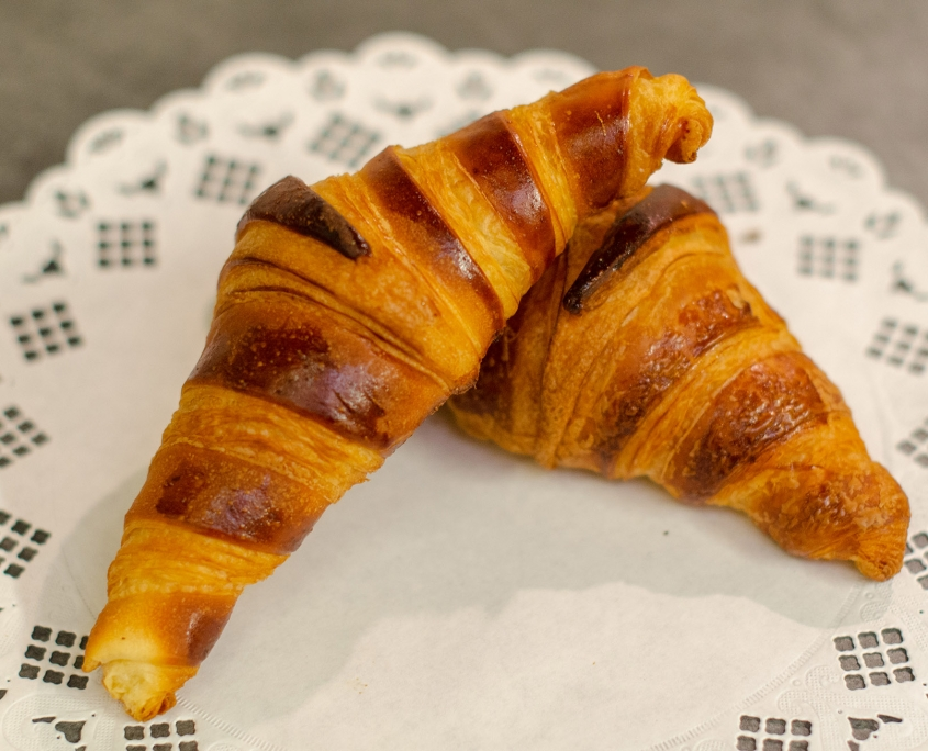 Croissants - Boulangerie Blavette Aurélien-Delphine - Issy-les-Moulineaux