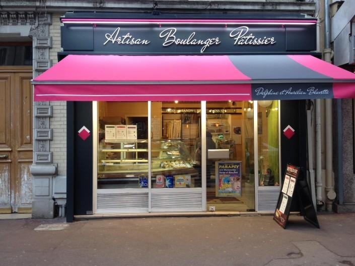 La boulangerie d'Aurélien et Delphine Blavette à Issy-les-Moulineaux (92)